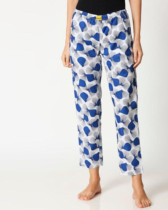 Shop Blue Rays Women's Pyjama-Back
