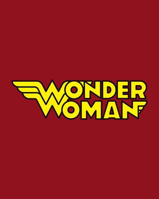 Shop Wonder Woman Main Fleece Sweater-Full