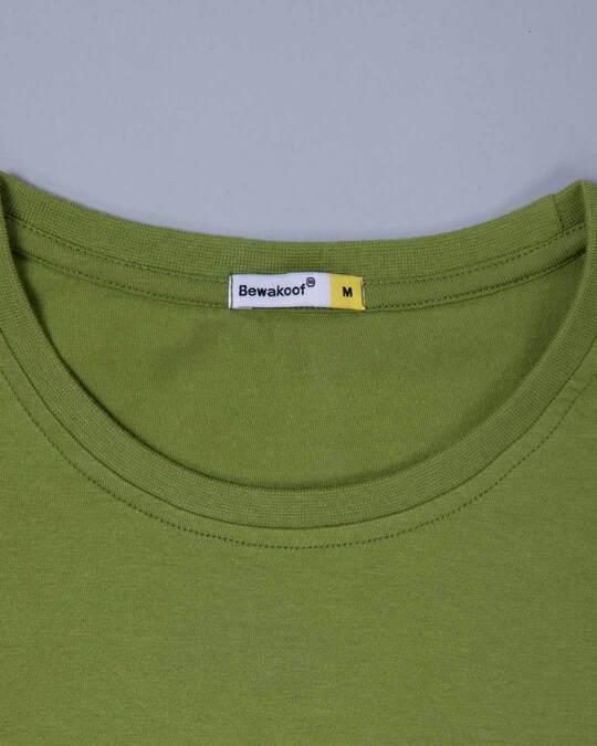 Shop Woodbine Green Half Sleeve T-Shirt