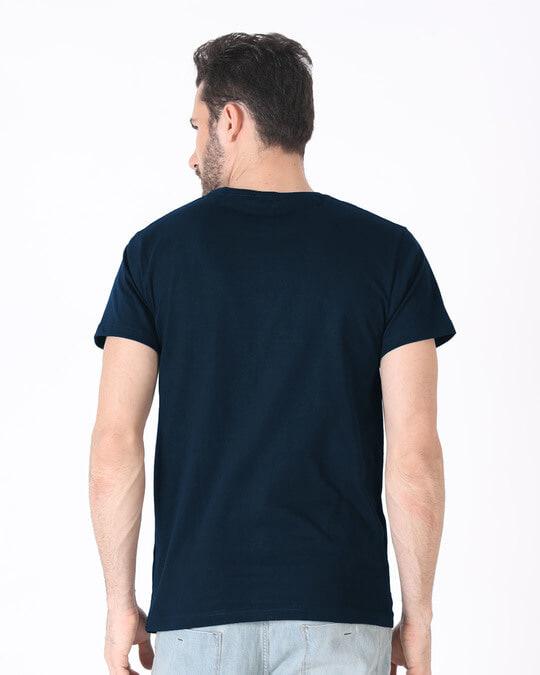 Shop Wooden Carpe Diem Half Sleeve T-Shirt