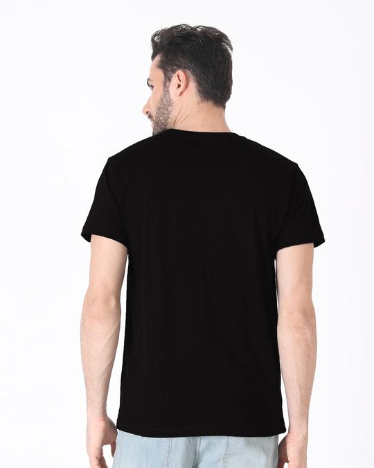 Shop World Map Half Sleeve T-Shirt