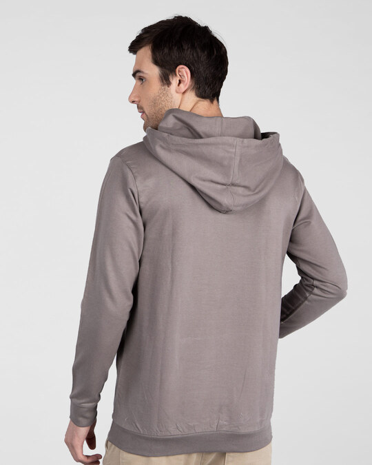 Shop World Peace Fleece Hoodie-Back
