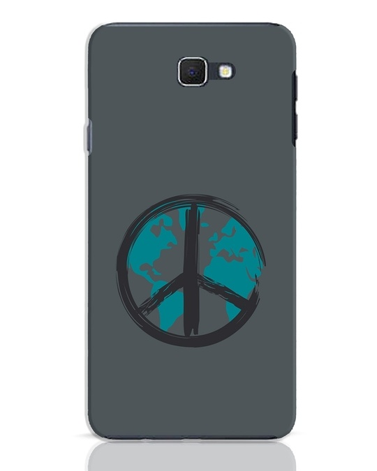 Shop World Peace Samsung Galaxy J7 Prime Mobile Cover-Front