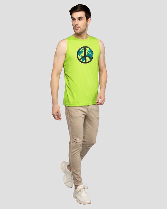 Shop World Peace Vest-Full