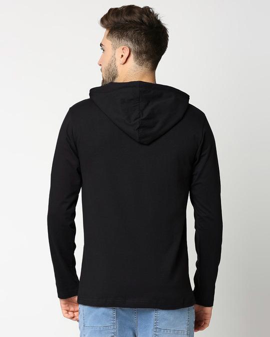 Shop Worthy (AVEGL) Full Sleeve Hoodie-Back