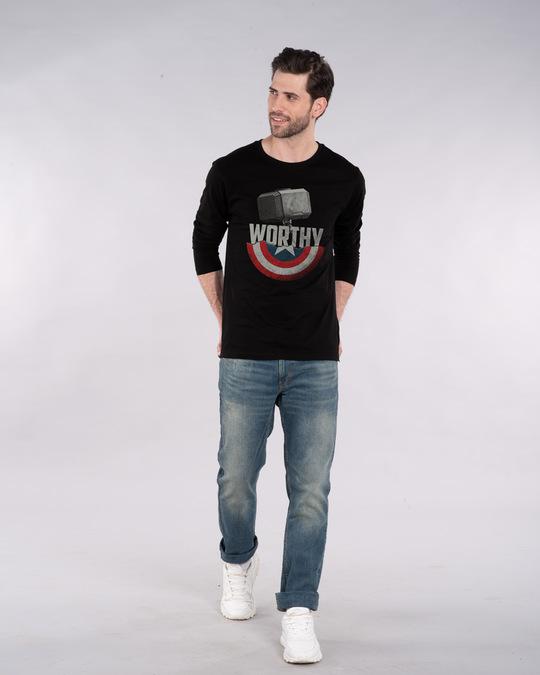 Shop Worthy Full Sleeve T-Shirt (AVEGL)-Full
