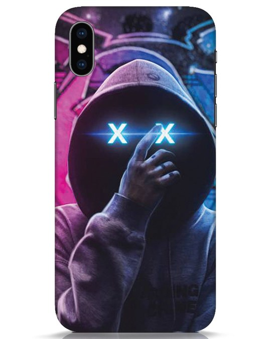Shop Xx Boy iPhone XS Mobile Cover-Front