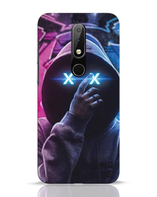 Shop Xx Boy Nokia 6.1 Plus Mobile Cover-Front