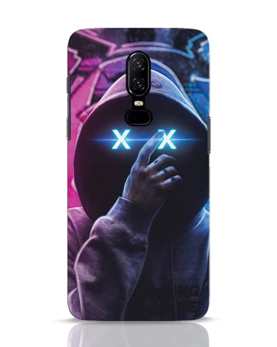 Shop Xx Boy OnePlus 6 Mobile Cover-Front