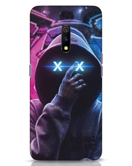 Shop Xx Boy Realme X Mobile Cover-Front