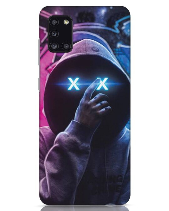 Shop Xx Boy Samsung Galaxy A31 Mobile Cover-Front