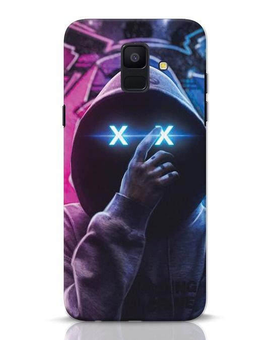 Shop Xx Boy Samsung Galaxy A6 2018 Mobile Cover-Front