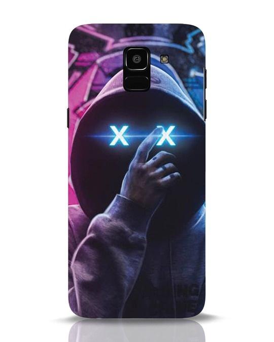 Shop Xx Boy Samsung Galaxy J6 Mobile Cover-Front