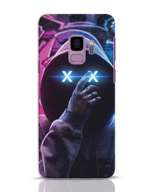Shop Xx Boy Samsung Galaxy S9 Mobile Cover-Front