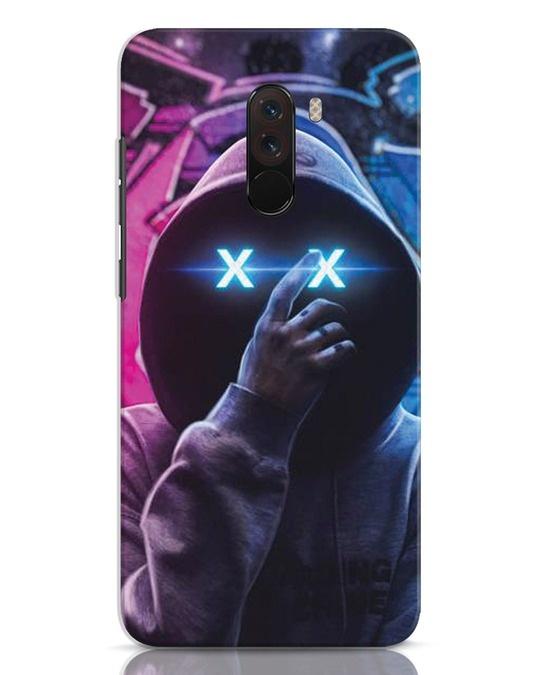 Shop Xx Boy Xiaomi POCO F1 Mobile Cover-Front