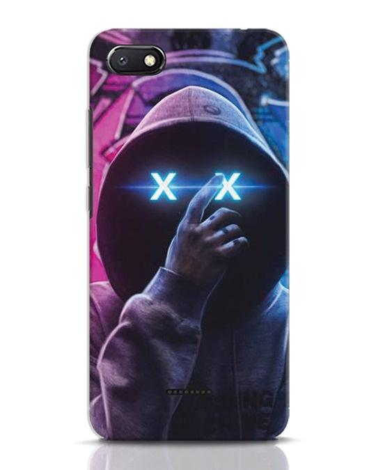 Shop Xx Boy Xiaomi Redmi 6A Mobile Cover-Front
