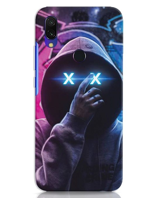 Shop Xx Boy Xiaomi Redmi 7 Mobile Cover-Front
