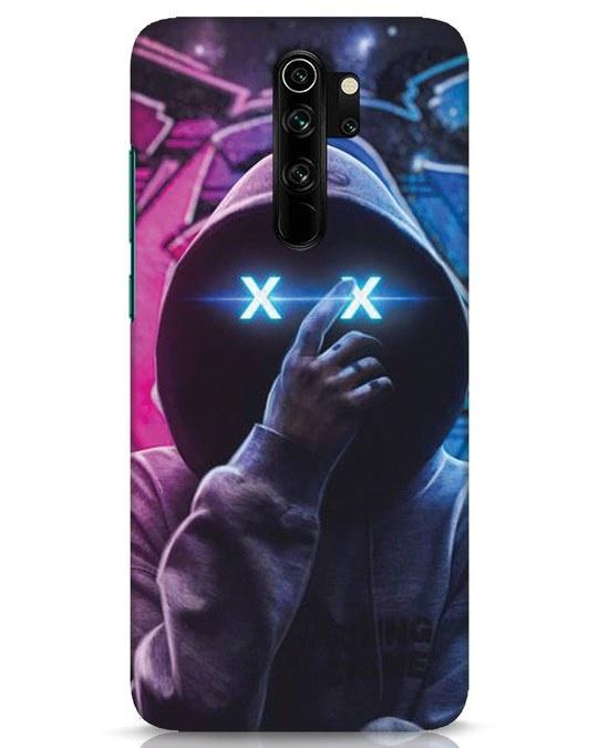 Shop Xx Boy Xiaomi Redmi Note 8 Pro Mobile Cover-Front