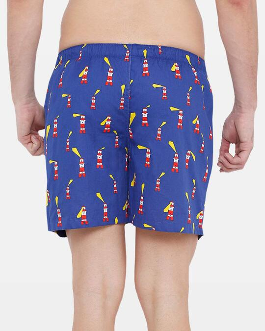 Shop Men's Printed Boxer Light House-Design