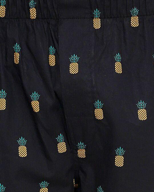 Shop XYXX Men's Printed Boxer Pineapple-Full