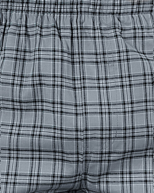 Shop XYXX Super Combed Cotton Checkered Pyjama for Men (Pack of 2)