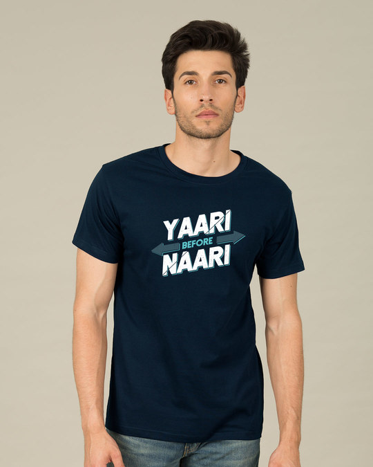 Shop Yaari Half Sleeve T-Shirt-Back