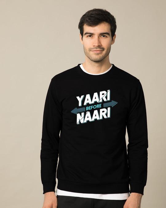 Shop Yaari Sweatshirt-Front
