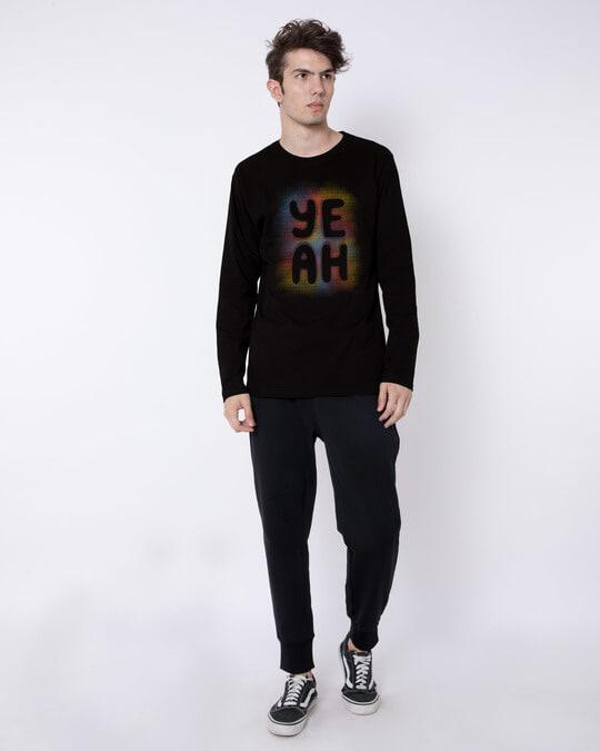 Shop Yeah Colorful Full Sleeve T-Shirt-Full