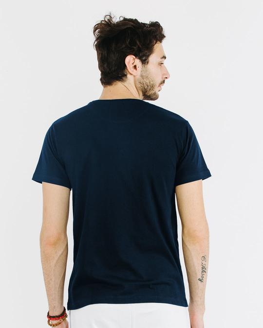 Shop Yoga Se Hoga Mickey Half Sleeve T-Shirt (DL)-Full