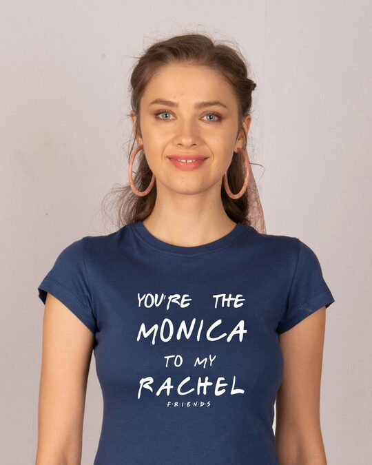 Shop You're The Monica Half Sleeve T-Shirt (FRL)-Front