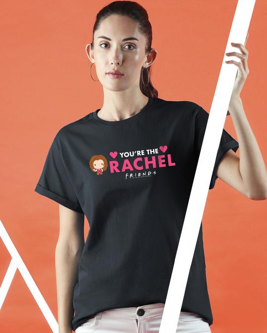 Shop You'Re The Rachel Boyfriend T-Shirt (FRL)-Front