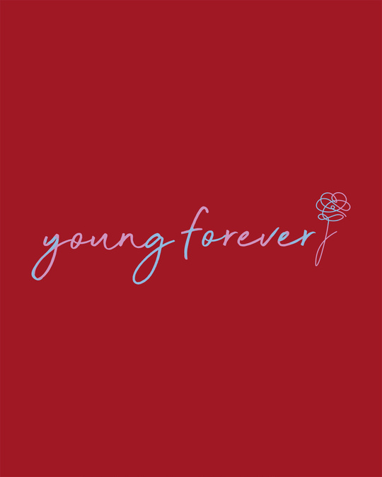 Shop Young Forever Army Round Neck 3/4th Sleeve T-Shirt