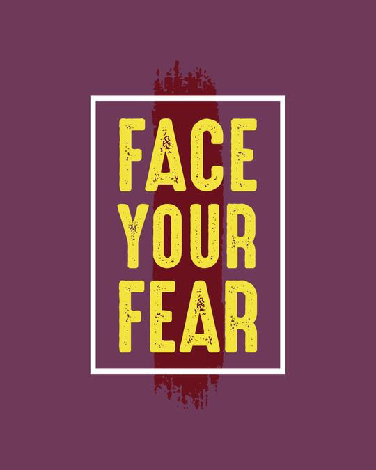 Shop Your Fear Full Sleeve T-Shirt