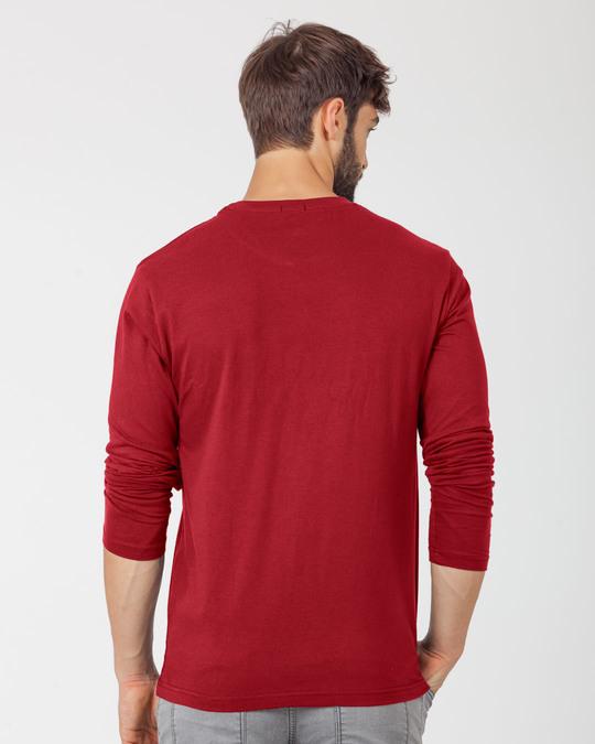Shop Zebra Headphones Full Sleeve T-Shirt-Back