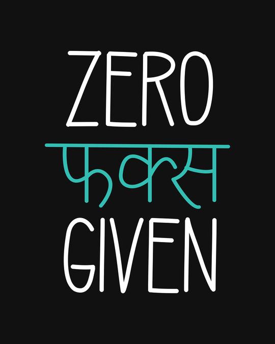 Shop Zero F Given Basic Round Hem T-Shirt