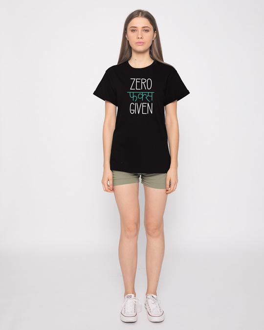 Shop Zero F Given Boyfriend T-Shirt
