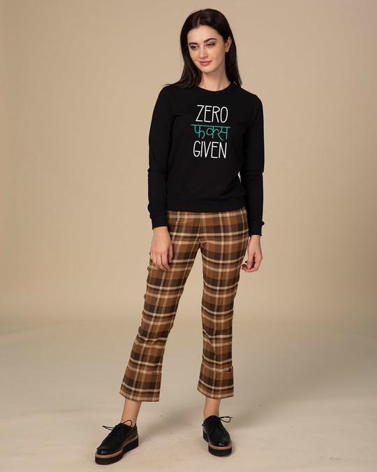 Shop Zero F Given Sweatshirt-Full