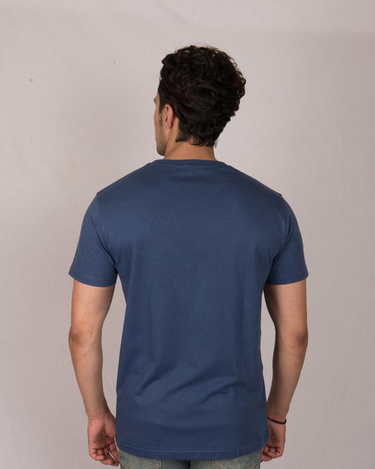 Shop Zindagi Mei Mauj Half Sleeve T-Shirt-Back