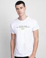 Shop Back Together Half Sleeve T-Shirt-Front