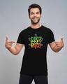 Shop Best Buds Half Sleeve T-Shirt-Front