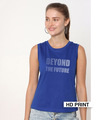 Shop Beyond the Future Tank Top-Front