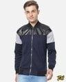 Shop Men Full Sleeve Solid Stylish Casual Jacket-Front