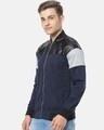 Shop Men Full Sleeve Solid Stylish Casual Jacket-Back