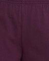 Shop Chic Basic Boxer Shorts In Purple  Cotton Rich