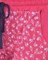 Shop Print Me Pretty Boxer Shorts In Pink  Cotton Rich
