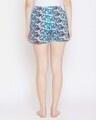 Shop Pretty Florals Boxer Shorts In Multicolour  100% Cotton-Design