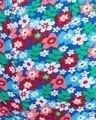 Shop Pretty Florals Boxer Shorts In Multicolour  100% Cotton