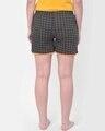 Shop Print Me Pretty Boxer Shorts In Black   Cotton Rich-Design
