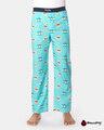 Shop Disposable Camera Pyjamas Blue-Front