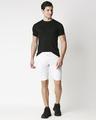 Shop Egret Melange Men Shorts